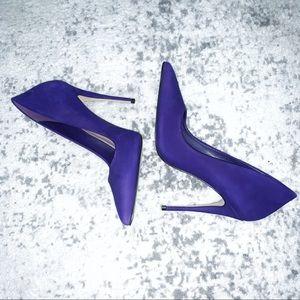 Aldo Shoes - Aldo Purple Soft Heels Pumps 8